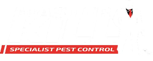 masterkill Pest control logo